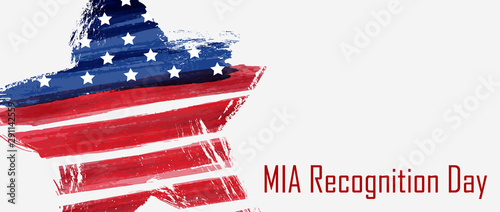 Photo  National MIA recognition day