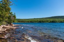 Eagle Lake Acadia National Park
