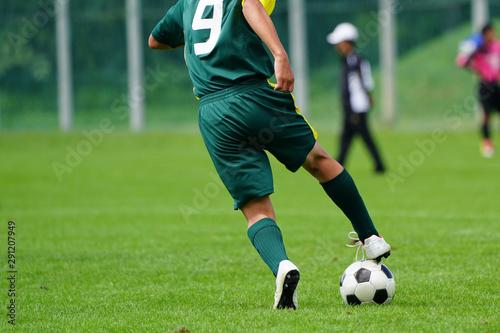 サッカー フットボール Tablou Canvas