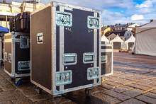 Boxes For Musical Equipment. C...