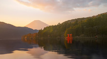 Hakone That Is Part Of The Fuj...