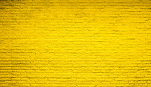 Old Yellow Brick Wall. Seamless Tileable Texture
