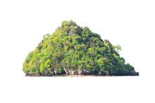 The Tree Mountain On The Islan...