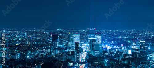 都市 夜景 景観