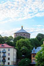 Gothenburg, Sweden. Skansen Cronan Redoubt In The Hag Of Gothenburg, Built In The Second Half Of The 17th Century