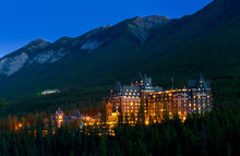 Fairmont Banff Springs, Banff ...