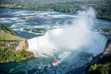 Fototapeta Fototapeta Nowy Jork - Niagara falls in the summer