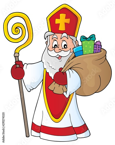 Photo sur Toile Enfants Saint Nicholas topic image 4