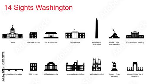 Photo 14 Sights of Washington, D.C.