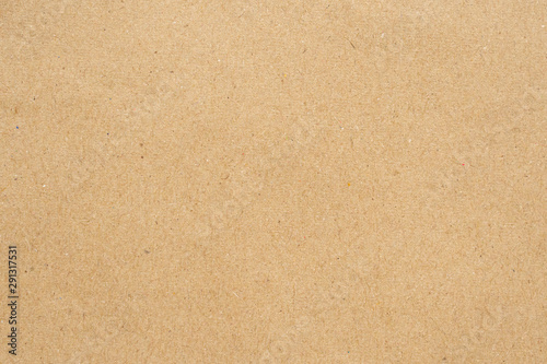 Photo  Old brown recycle cardboard paper texture background