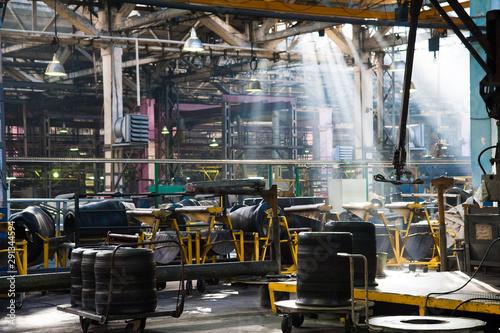 Carta da parati  Manufacture of tires