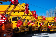 Mobile Construction Cranes Wit...