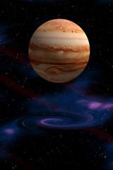 Black Hole Jupiter
