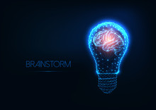Brainstorm Concept With Futuri...