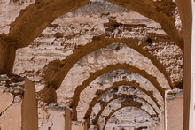 Royal Stables, Meknes, Morocco