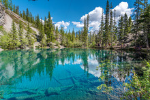 Beautiful Grassi Lakes Outside...