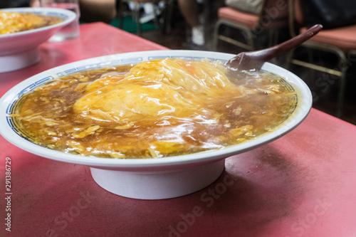 Photo  Tianjin rice 天津飯