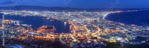 Fotografia 北海道・函館山からの夜景