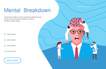 Web Page Of Mental Breakdown