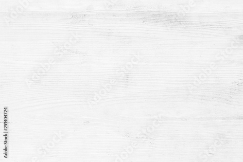 Fényképezés  White plywood textured wooden background or wood surface of the old at grunge dark grain wall texture of panel top view