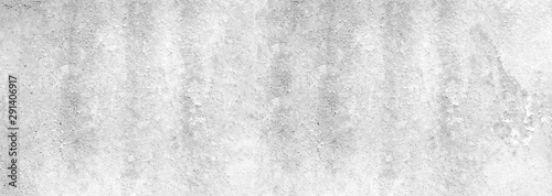 Poster Concrete Wallpaper Texture of old gray concrete wall. vintage white background of natural cement or stone old texture material, for your product or background.