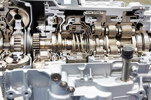 Fotografía  Automatic transmission