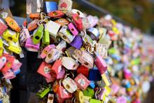 Master Key Locks At N Seoul To...