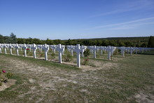 Cemetery At Verdun
