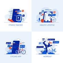 Flat Designed Conceptual Icons 9