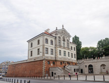 Museum Of Frederic Chopin In Warsaw