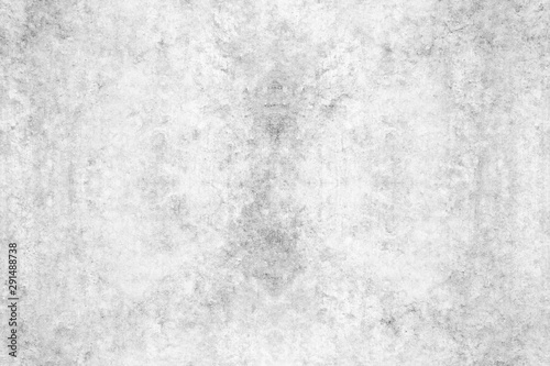 Fototapety, obrazy: Texture of old gray concrete wall. vintage white background of natural cement or stone old texture material, for your product or background.