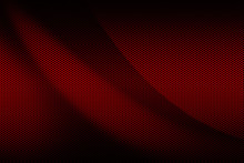 Red Wave Metallic Mesh. Metal ...