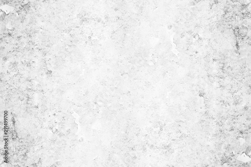 Fototapeta Texture of old gray concrete wall. vintage white background of natural cement or stone old texture material, for your product or background. obraz na płótnie