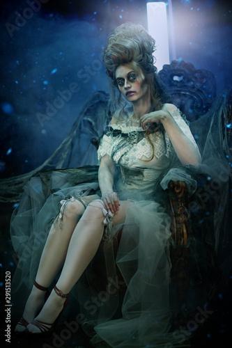 Poster Pleine lune dead Duchess in her apartments
