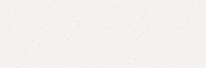 Hand made washi paper texture seamless border pattern. Tiny speckled hand drawn flecks . Soft ecru off gray neutral tone. Recycled homespun asian ribbon trim stationery, fashion edging ribbon trim