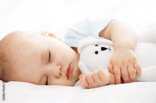 Photo  Sleeping baby