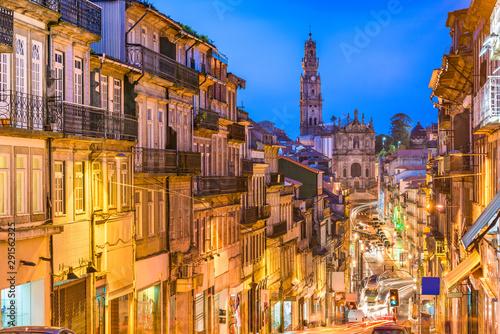 Pinturas sobre lienzo  Porto, Portugal cityscape