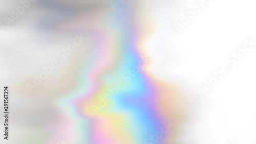 Fotomural  Abstract white calm colour air wallpaper