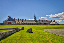 Fortress Of Louisbourg, Canada
