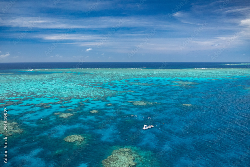 Fototapety, obrazy: Great Barrier Reef