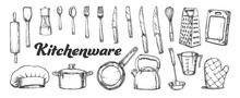 Kitchenware Utensils Collectio...