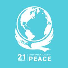 International Peace Day White ...