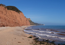 The Famous Jurassic Coast Red ...