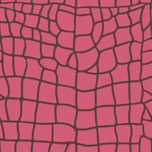 Crocodile / Alligator Skin Pat...