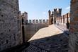 Sirmione – Rocca Scaligera - einer der schönsten Wasserburgen Europas