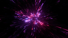 Abstract Bright Creative Cosmi...