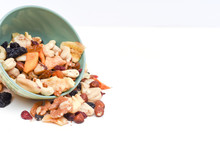 Healthy Snack Food Trail Mix O...