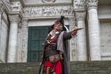 Pirat im Gefecht