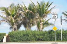 Route A1A, Palm Beach, Florida