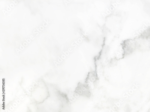 Fototapety, obrazy: Stone white gray marble texture background. Kitchen floor and worktop counter luxury for interior